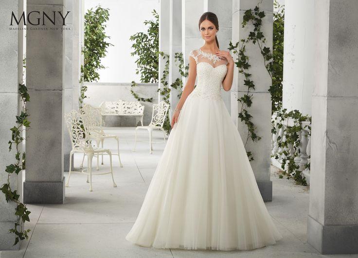 17 best mgny wedding dresses images on Pinterest | Wedding frocks ...