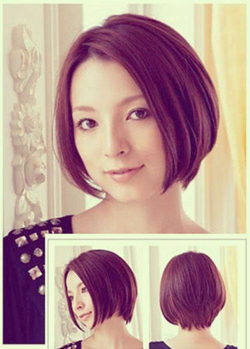 Enjoyable 1000 Images About Short Hairstyles On Pinterest Asian Short Short Hairstyles For Black Women Fulllsitofus