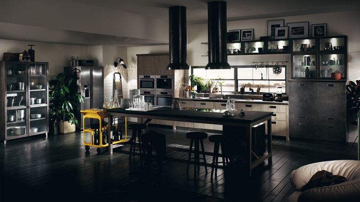Kitchen Diesel Social Kitchen Scavolini