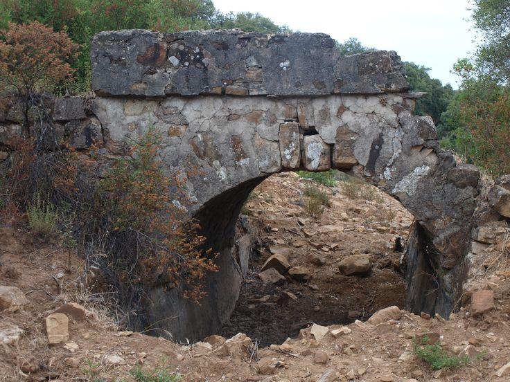 Estructuras del Antiguo Canal del río Guadiaro