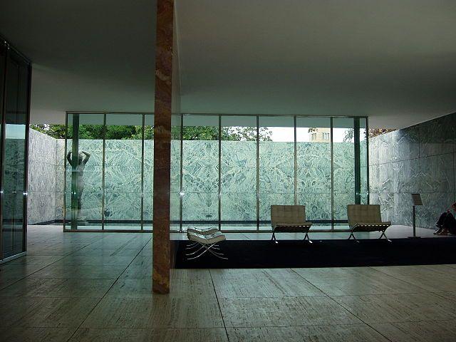 Pavelló Mies 20 - Barcelona-Pavillon – Wikipedia