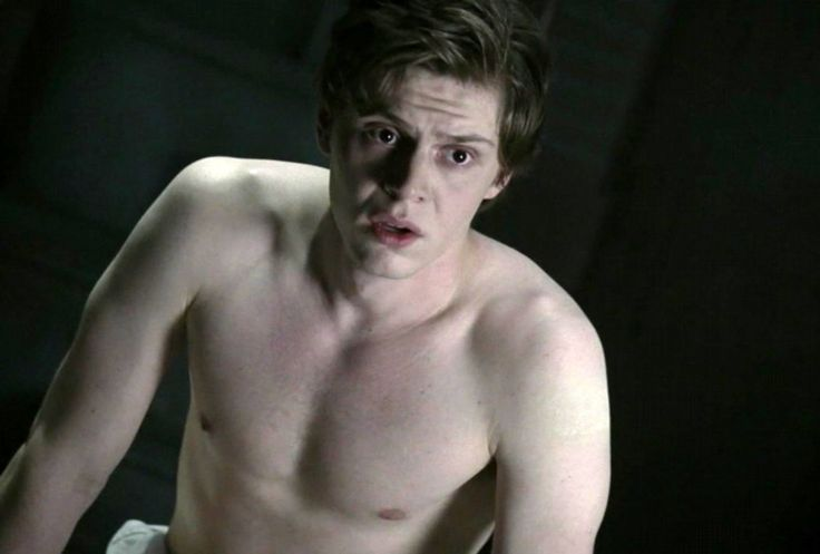 evan peters gay - Google Search