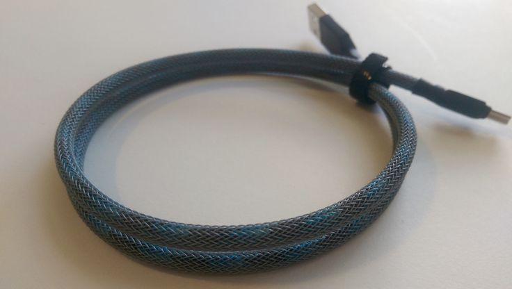 circapcs cable: The Shallows with Graphite TechFlex