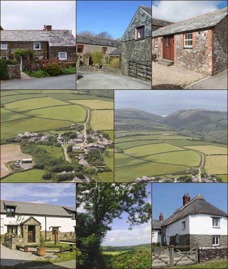 Woolley North Cornwall.