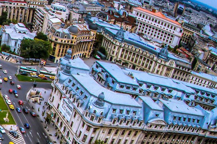 Bucharest, Romania (photo by Dan Mihai Balanescu)