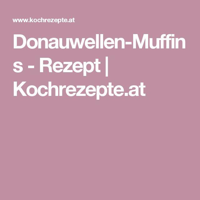 Donauwellen-Muffins - Rezept | Kochrezepte.at