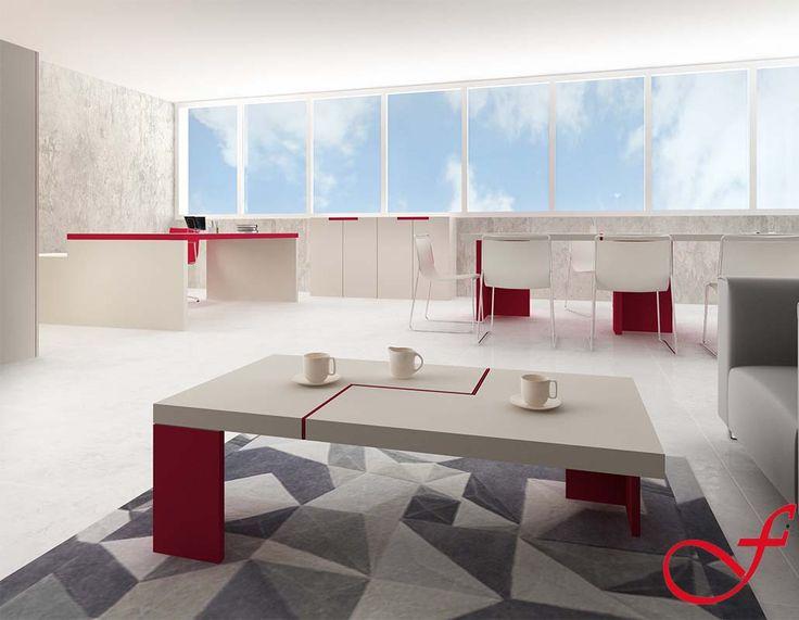 Coffee Table - Modern Style www.feniceinteriors.it