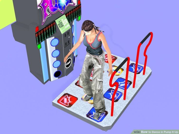3 Ways to Dance in Pump It Up - wikiHow