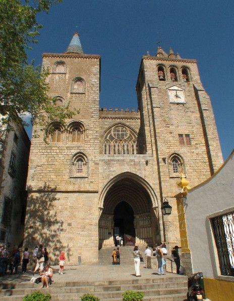 Sé Catedral - Évora (GNU/Daniel Feliciano)