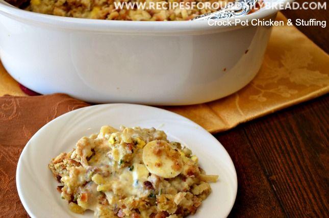 Crock-Pot Chicken