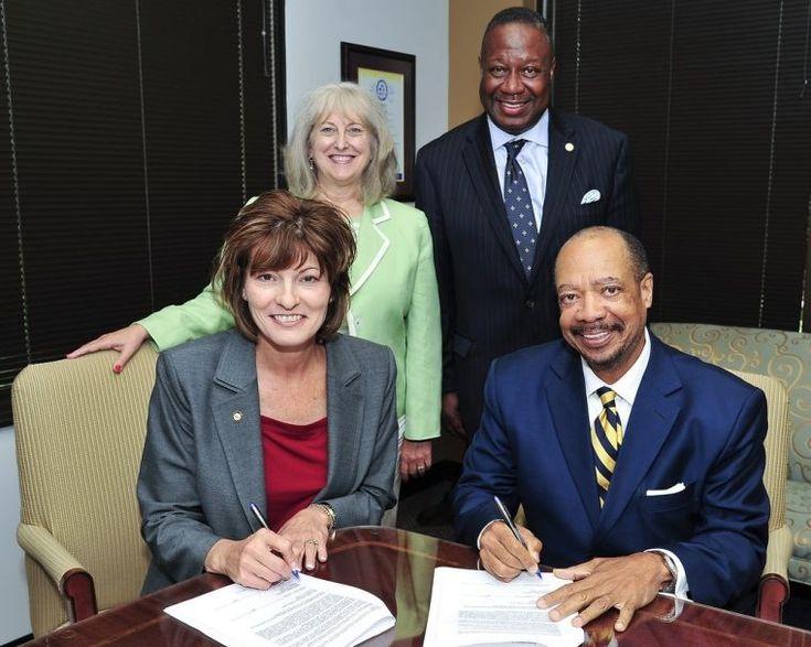 Articulation agreement strengthens partnership between San Jacinto College, TSU