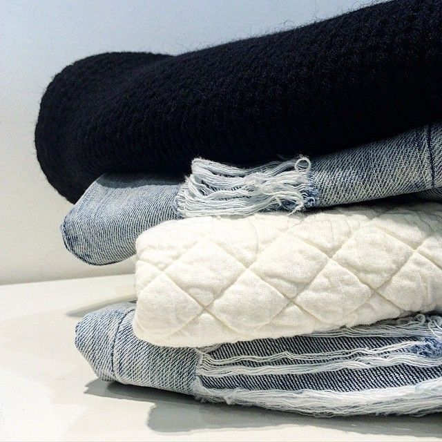 Layer up with Marshmellow - DL Nolita Boyfriend Jeans $199 - Chalice Cushion Sweater Top $159 - Line Cashmere Jumper $339 #marshmellowboutique #all #you #need #this #winter #dl1961 #jeans #chalice #perth #designer #label #line #cashmere #NYC #fashion #photooftheday #shop #online #and #instore