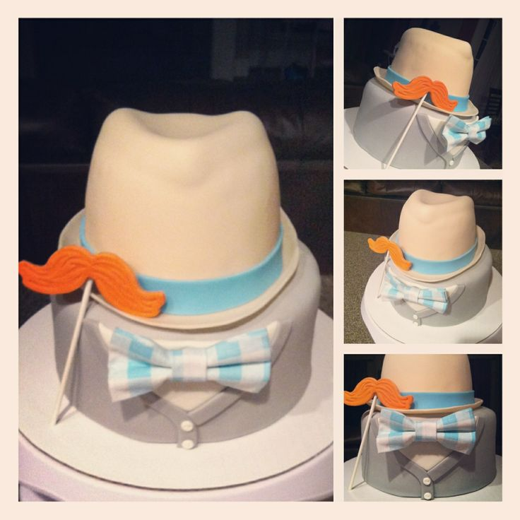 How To Make A Fedora Hat Cake