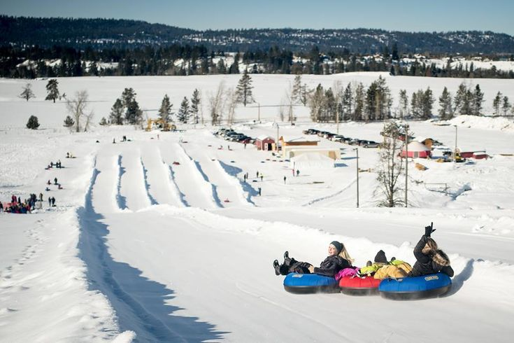 McCall, a town located on the western edge of Valley County, Idaho. During winter, it is one huge snow-filled playground where people go skiing, snowshoeing.