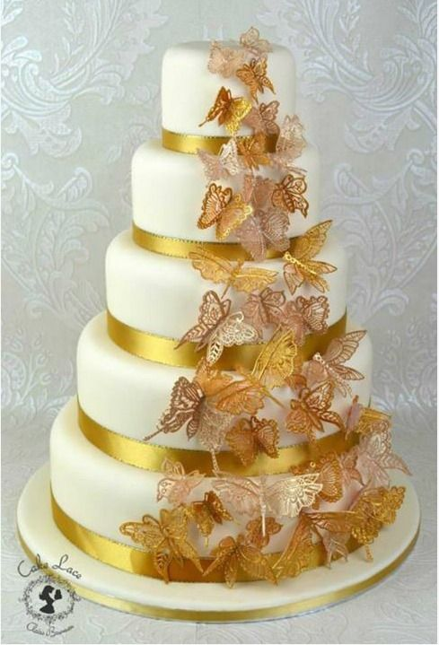 wedding cake lace tutorial butterfly cake by cake lace and tutorial wedding cakes 23059