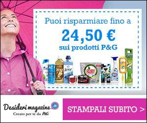 BuoniSconto: #Panorama #Tutti #pazzi per i Coupon: cè scontOmaggio ma non solo! (link: http://ift.tt/2e8haeh )