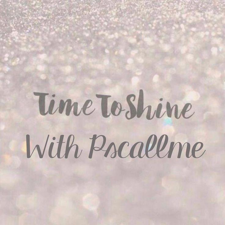 Time to Shine✨✨  www.pscallme.nl