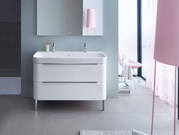 Image Gallery For Website Happy D Vanity unit wall mounted H Duravit Girls Bathroom in