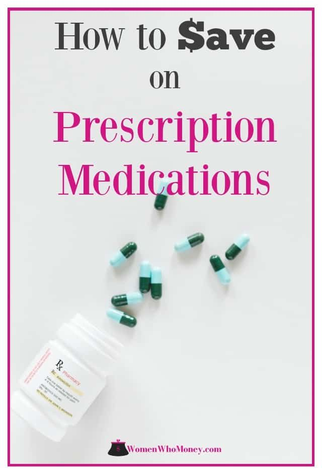 How Can I Save Money On Prescription Medications In 2020 Medical Prescription Saving Money Medical