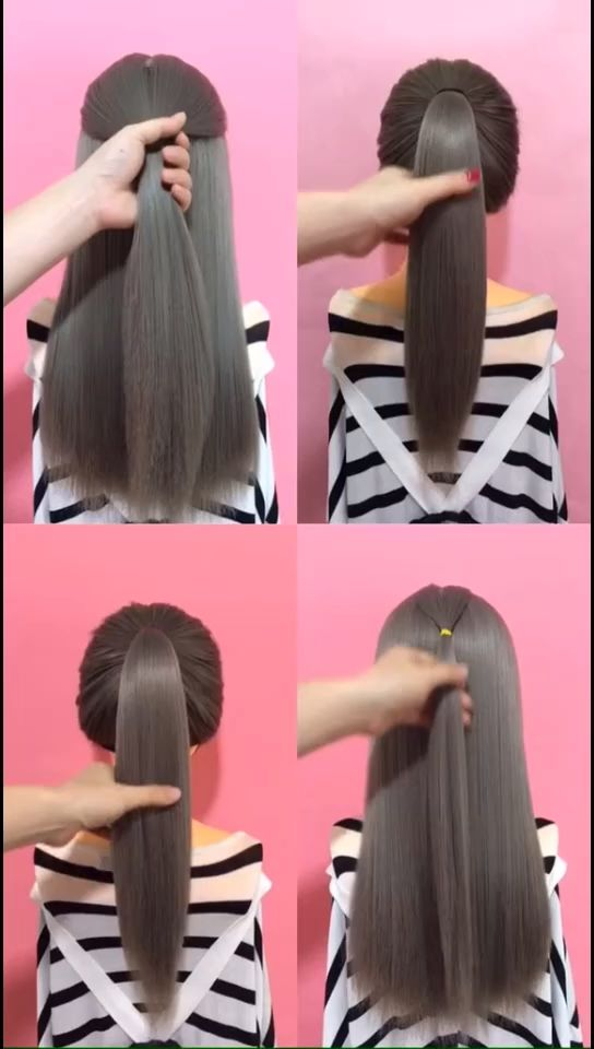 hairstyles for long hair videos| Hairstyles Tutorials Compilation 2019 | Part 350