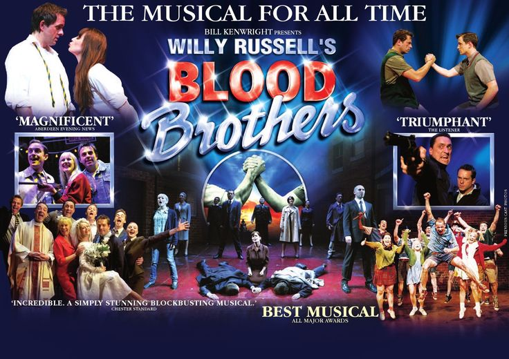 """Bright New Day"" – Blood Brothers Music and Lyrics: Willy Russell Celebrate a bright new day with this hopping number from the British musical Blood Brothers which ran for over twenty years in the …"