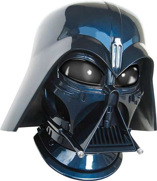 Ralph McQuarrie Darth Vader Helmet Concept