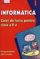 Enciclopedia cărţilor: Manuale școlare din domeniul Informatică