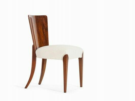 Halabala dining chair