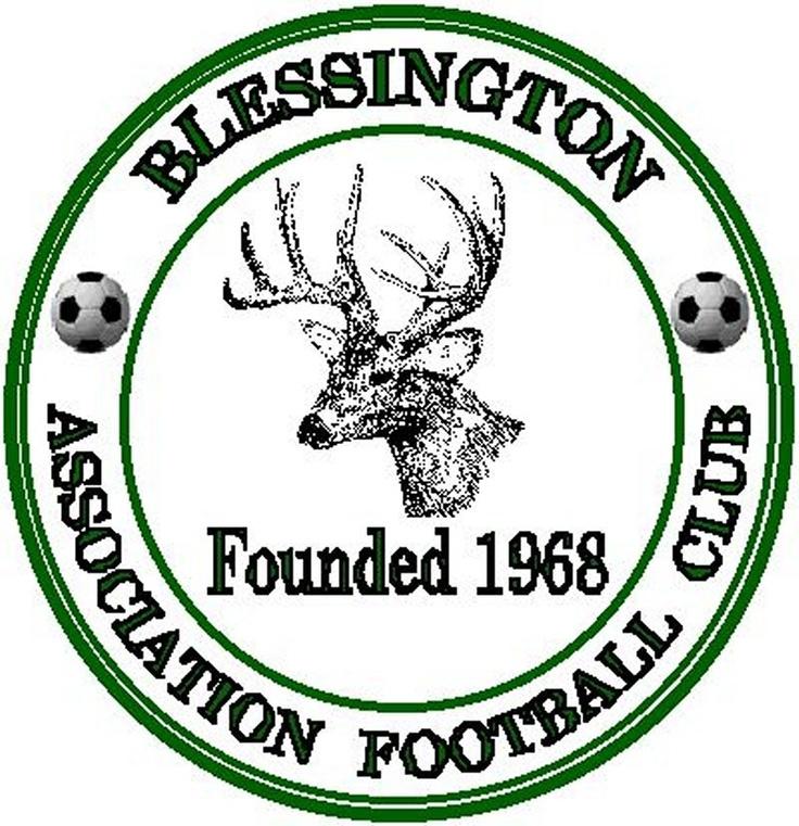 Official Blessington F.C Club Crest