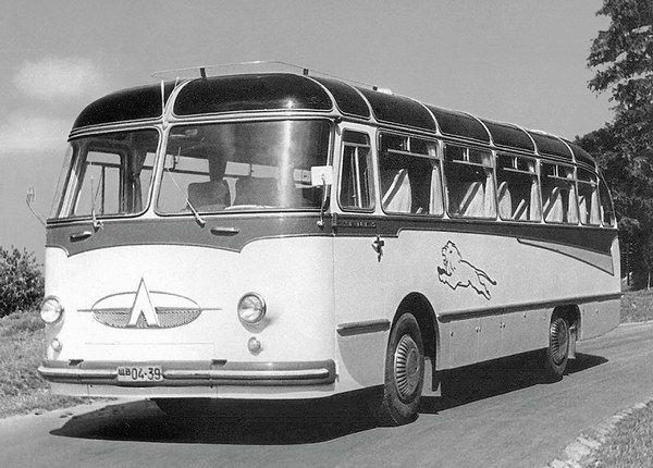 1958—1969 ЛАЗ-697(LAZ-697).  #1958-1969 #BUS #LAZ #ЛАЗ-697 #UA