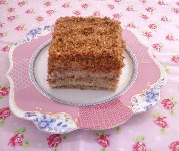 Georgische Walnoten taart