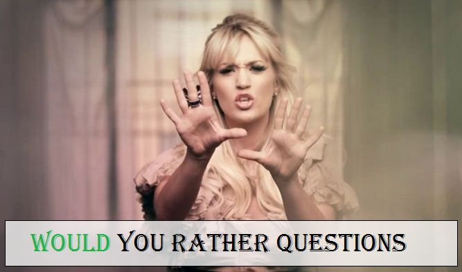 Here all about Good Would You Rather Questions Funny Dirty all Types, get all best would you rather questions funny collection from one post to know.