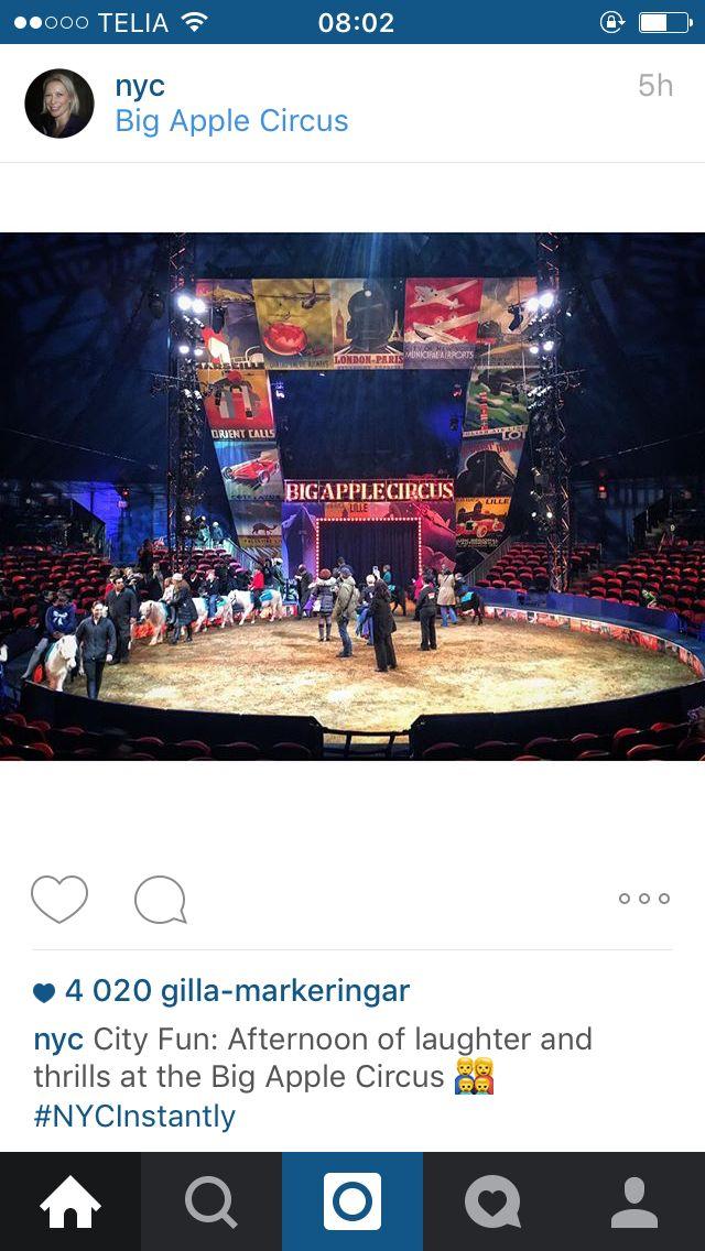 Cirkus i N Y