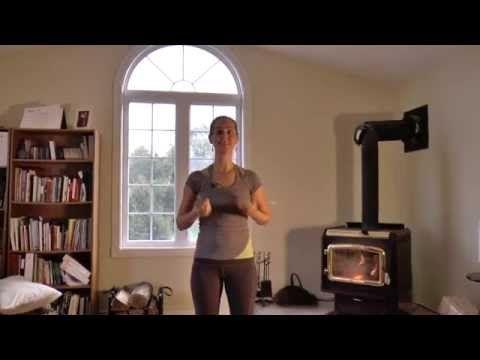 Les 3 exercices de yoga à pratiquer tous les jours avec MARYSE LEHOUX - YouTube