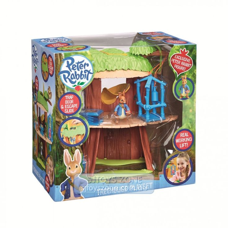 Peter Rabbit Toy