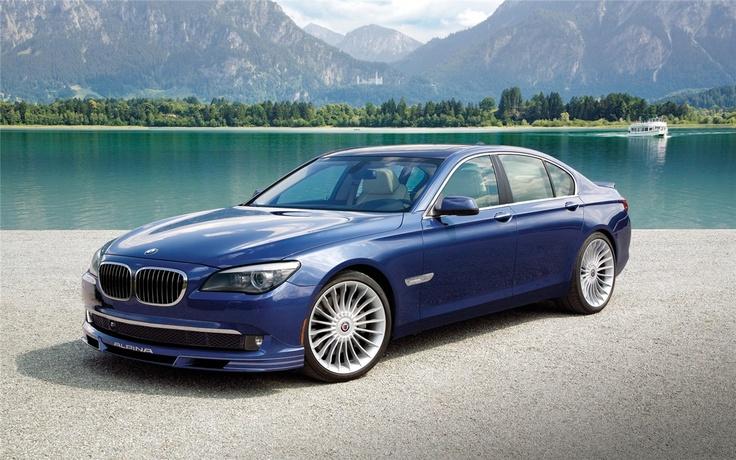 2012 BMW Alpina B7. Possibly the most beautiful BMW sedan ever.