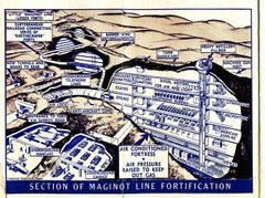 tunnel networks - Maginot Line