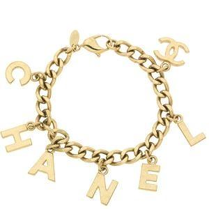 Chanel Logo Charm Bracelet - 15% 4/16 - 4/17 with APRIL15.