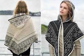 Bilderesultat for strikkede votter norske mønster