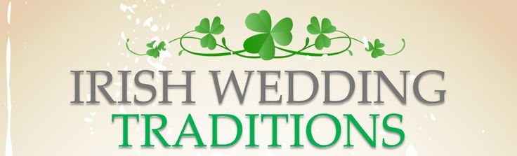 Irish wedding traditions date far back in history and many have survived in one form or another today. These Irish wedding traditions were rooted in nature came from folklore and superstitions for ...