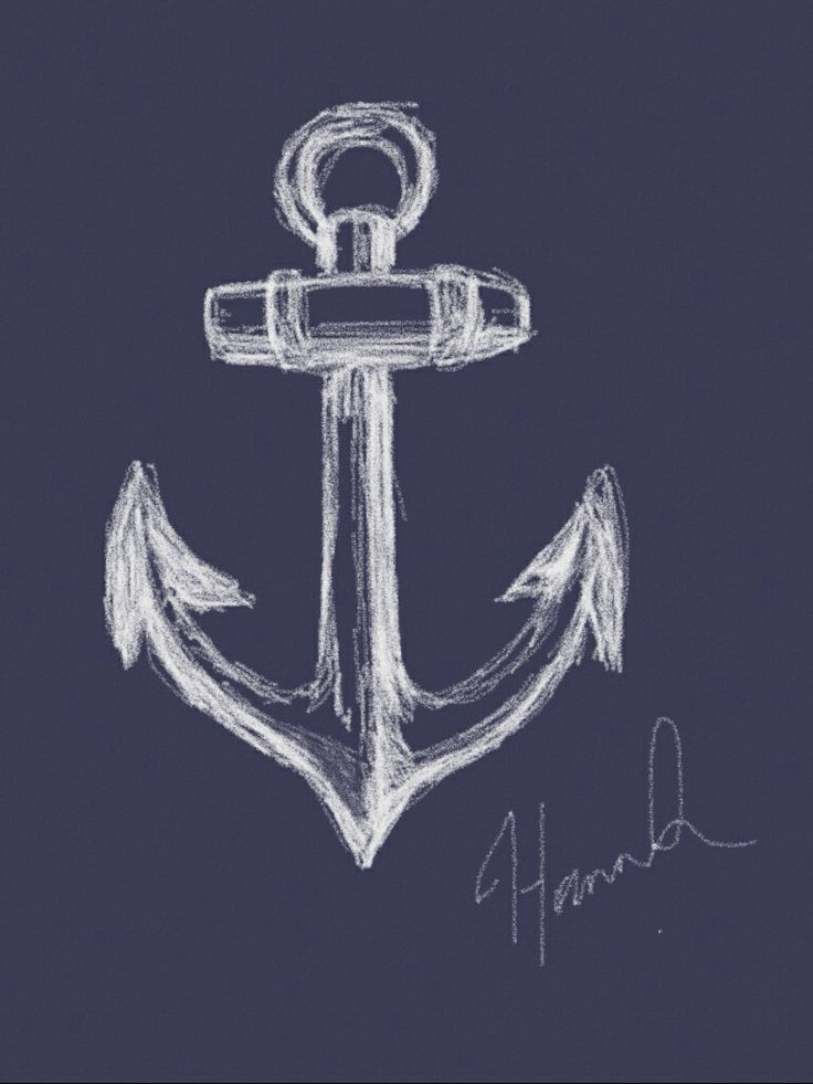 Best 25 anchor sketch ideas on pinterest anchor tattoos - Anchor pictures tumblr ...