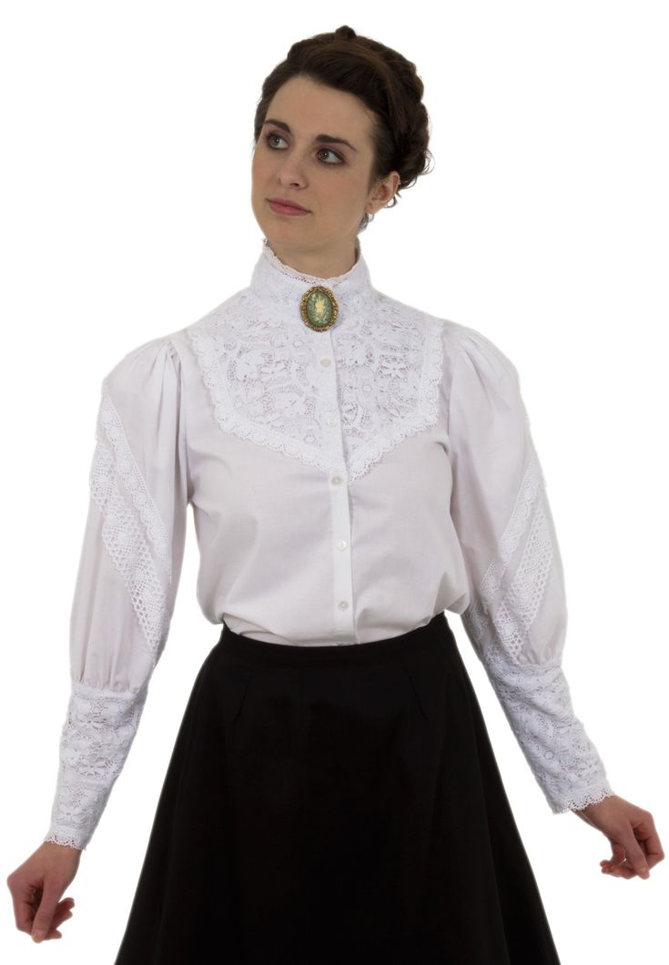 Old West Dresses, Gowns, Ensembles, and Accessories