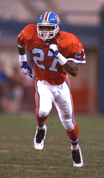 Steve Atwater of the Denver Broncos. One of the hardest hitters in NFL history. Ask Christian Okoye. Lol