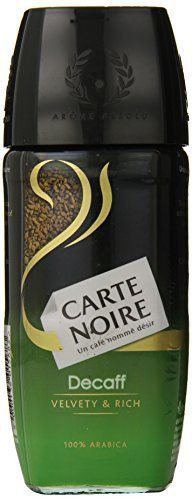 CARTE NOIRE Decaff Instant Coffee, 3.5 Ounce - http://teacoffeestore.com/carte-noire-decaff-instant-coffee-3-5-ounce/