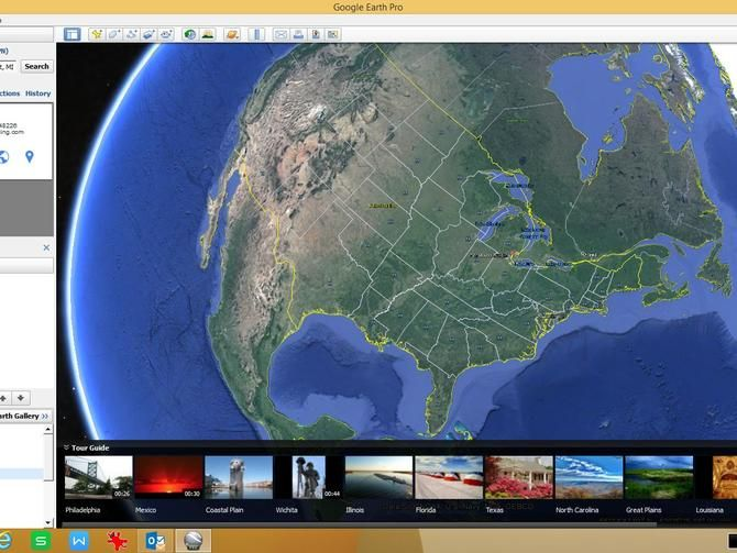 The Pro Version Of Everyone's Favorite Virtual Globe Used To Cost $399 -- Per Year! Now It's FREE! -CNET #GoogleEarth