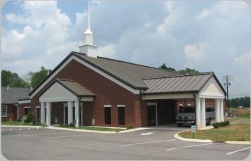 American Steel Buildings- Church Buildings