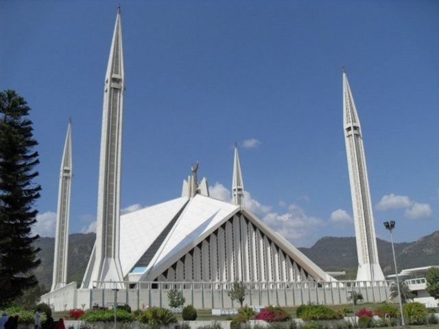 Shah Faisal Mescidi-İslamabad, Pakistan