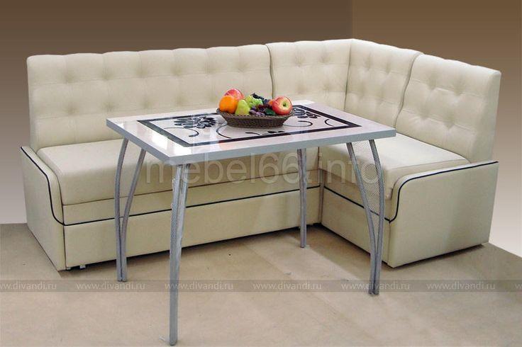 Кухонный уголок со спальным местом «КУ-16» — Каталог мебели Екатеринбурга —…