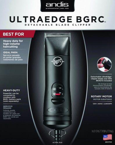 Andis UltraEdge BGRC Professional Detachable Blade Hair Clipper #63700