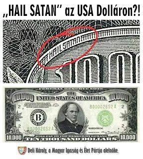 """Deli Károly MIÉP Országos Alelnök blog oldala: """"HAIL SATAN""""... """"Üdvözlet Sátán""""?!..."""